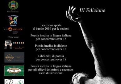 """Premio Internazionale di Poesia """"I versi non scritti..."""""""
