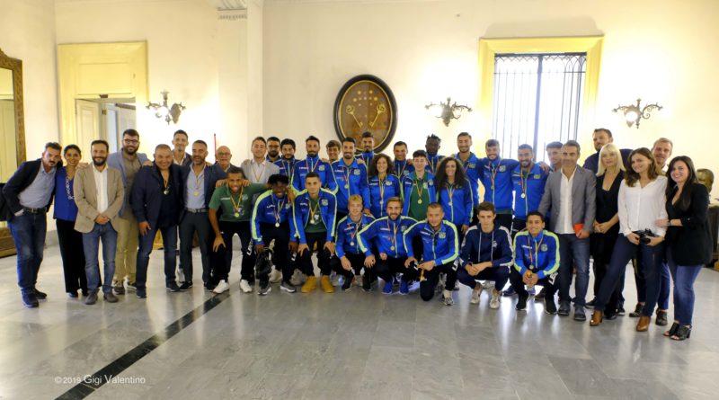 Sport e Migrazioni: i 10 anni di Afro Napoli United