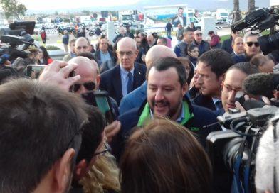 Salvini a Olbia detta l'agenda… musicale. Sì ai Tazenda no a Salmo