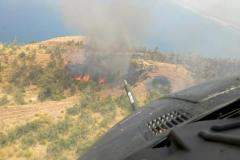 Non solo Top Gun. Aeronautica Militare per contrastare gli incendi